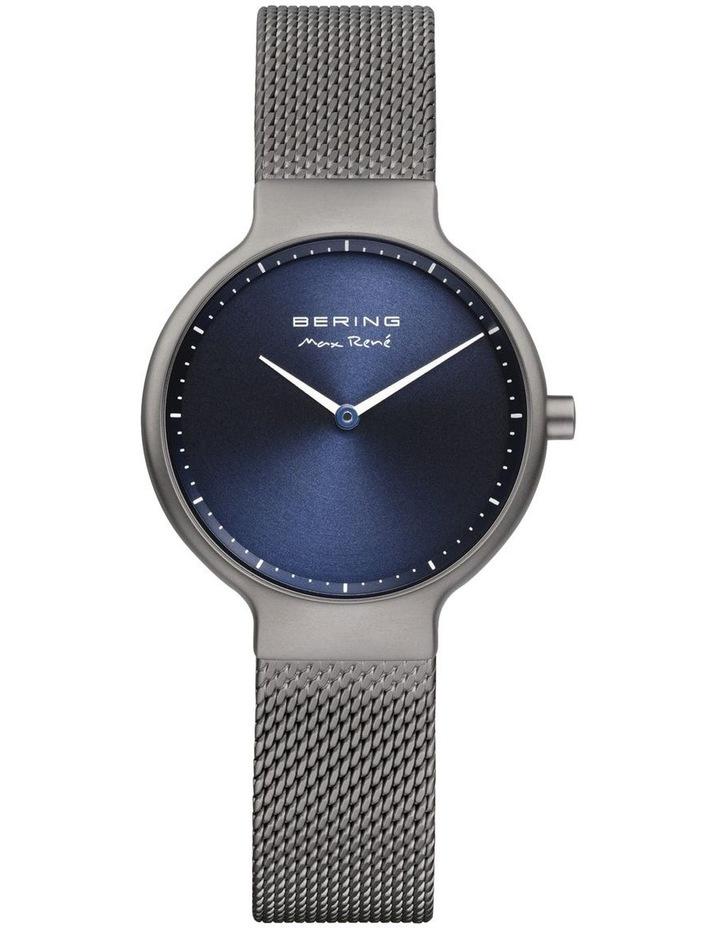 15531-077 Mesh Strap Grey Watch image 1