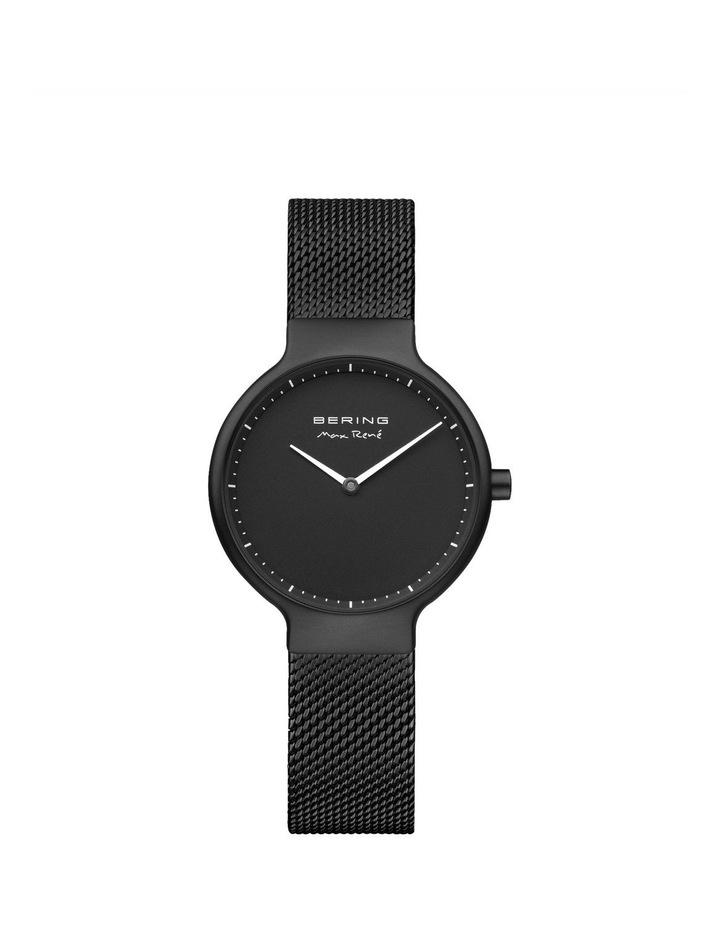 15531-123 Mesh Strap Black Watch image 1