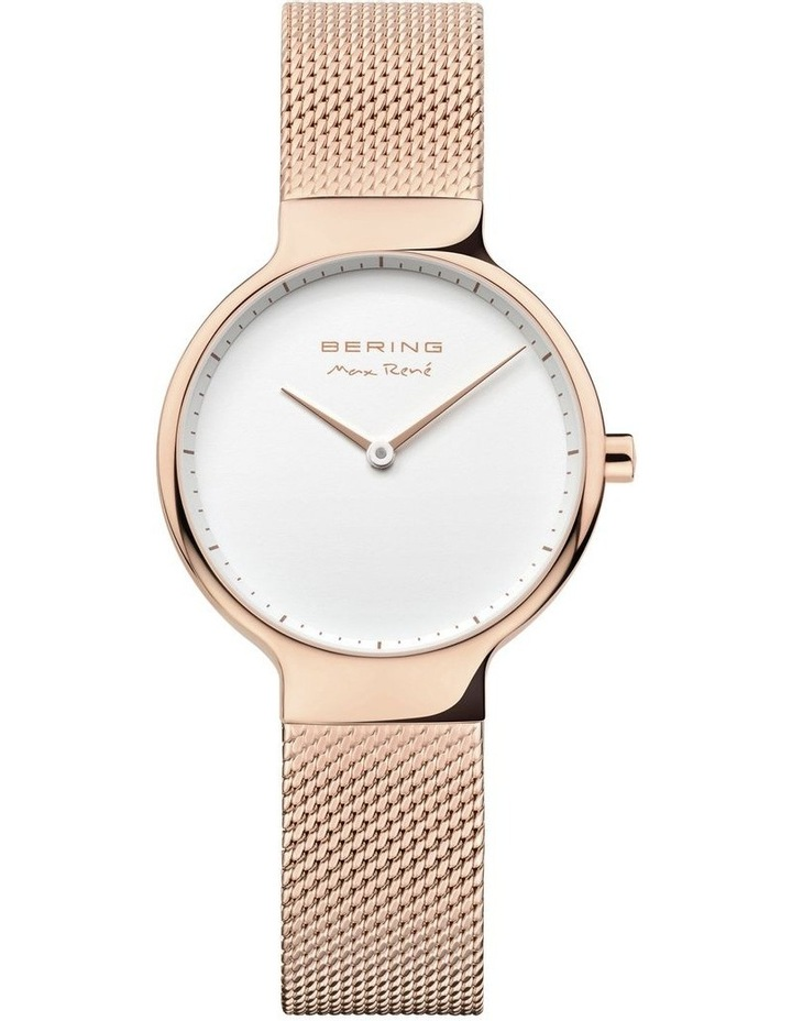 15531-364 Mesh Strap Rose Watch image 1