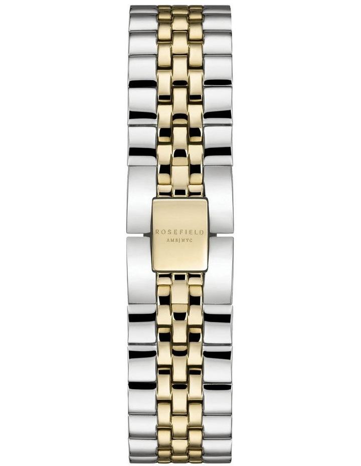 Rosefield QVSGD-Q013 The Boxy 2 Tone Watch image 2
