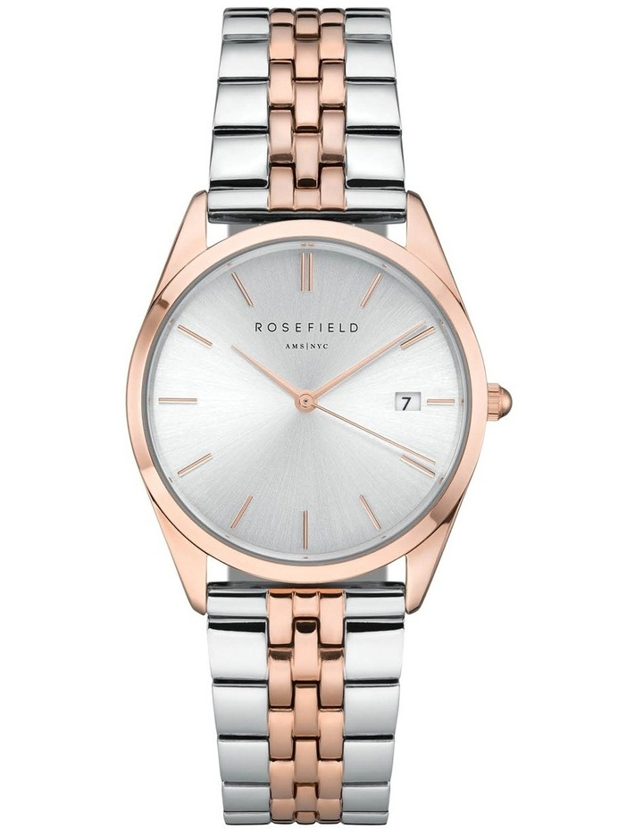Rosefield ACSRD-A06 The Ace 2 Tone Watch image 1