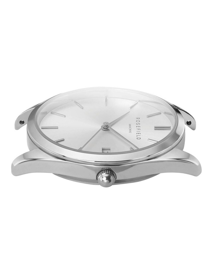 Rosefield ACSS-A04 The Ace Silver Watch image 2
