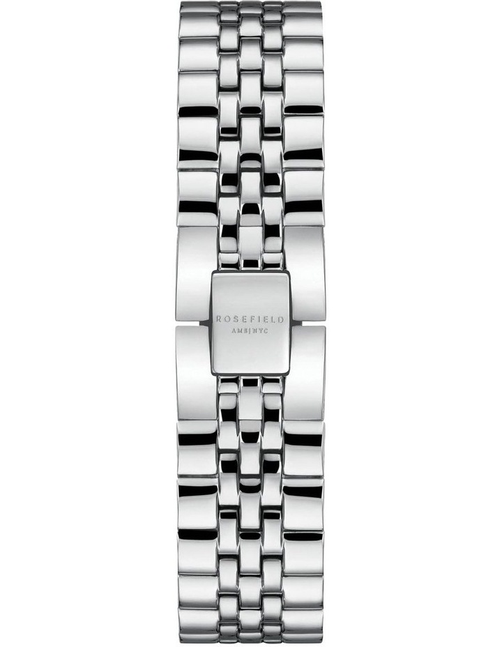 Rosefield ACSS-A04 The Ace Silver Watch image 3