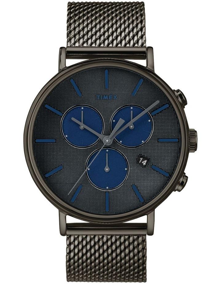 Timex TW2R98000 Fairfield Gunmetal Watch image 1