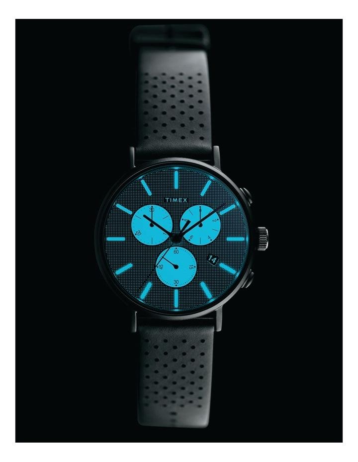 Timex TW2R98000 Fairfield Gunmetal Watch image 4