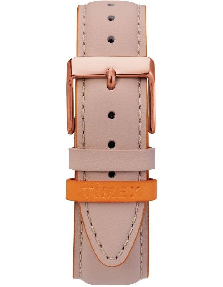Timex TW2T28600 Easy Reader Rose Gold-Tone Watch image 3