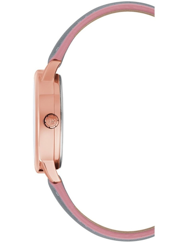 Timex TW2T28700 Easy Reader Rose Gold-Tone Watch image 2