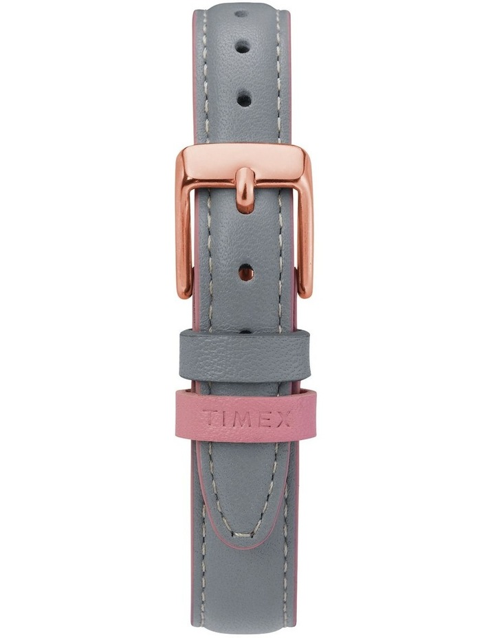 Timex TW2T28700 Easy Reader Rose Gold-Tone Watch image 3