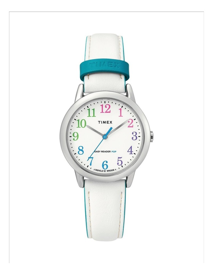 Timex TW2T28800 Easy Reader Silver-Tone Watch image 1