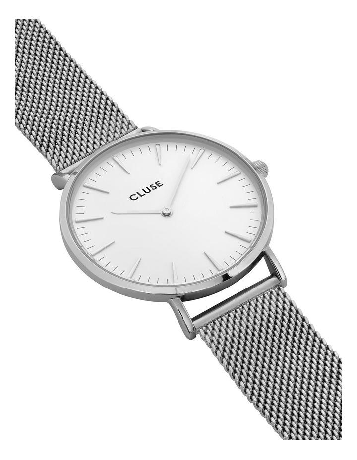La Boheme Mesh Silver-White image 2