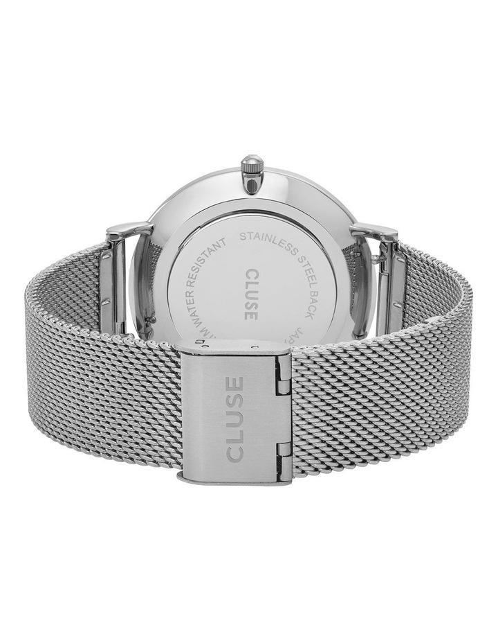 La Boheme Mesh Silver-White image 3