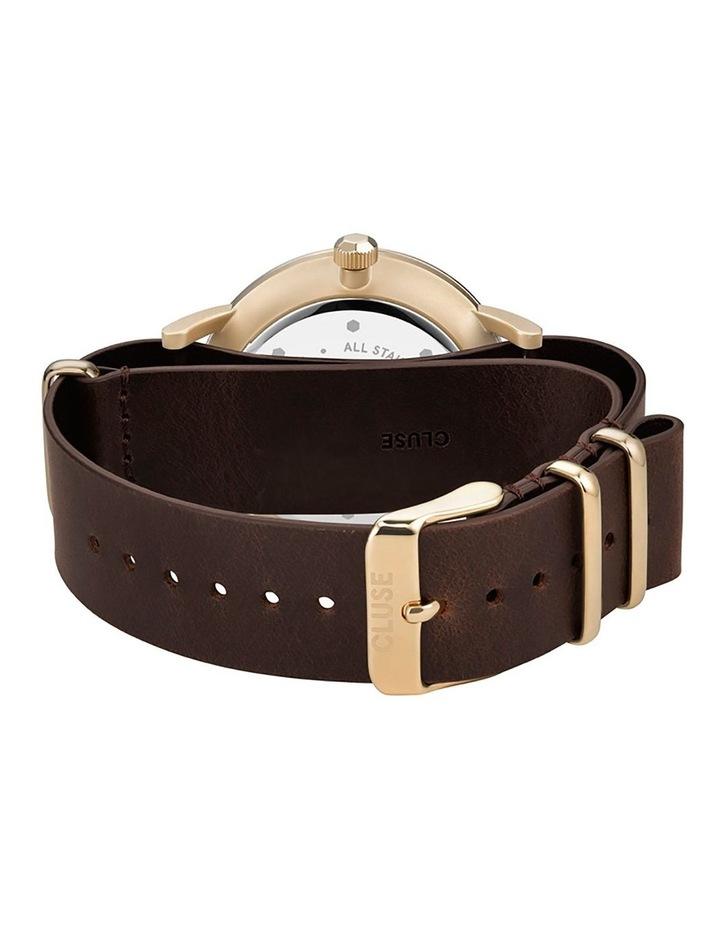 CLUSE Aravis CW0101501007 Gold Men's Watch image 3