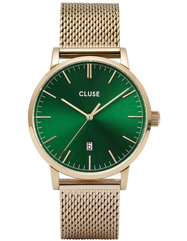 CLUSE Aravis CW0101501006 Gold Men's Watch image 1