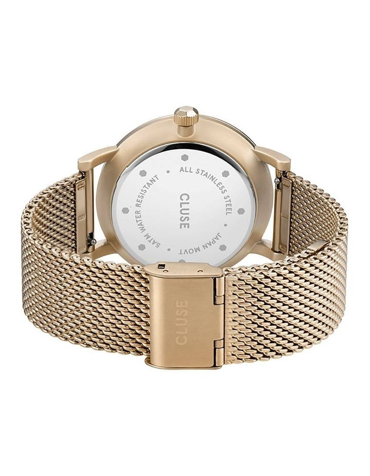 CLUSE Aravis CW0101501006 Gold Men's Watch image 3