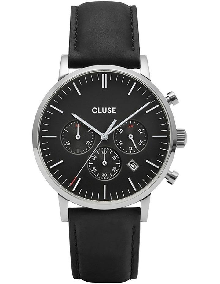 CLUSE Aravis CW0101502001 Silver Men's Watch image 1