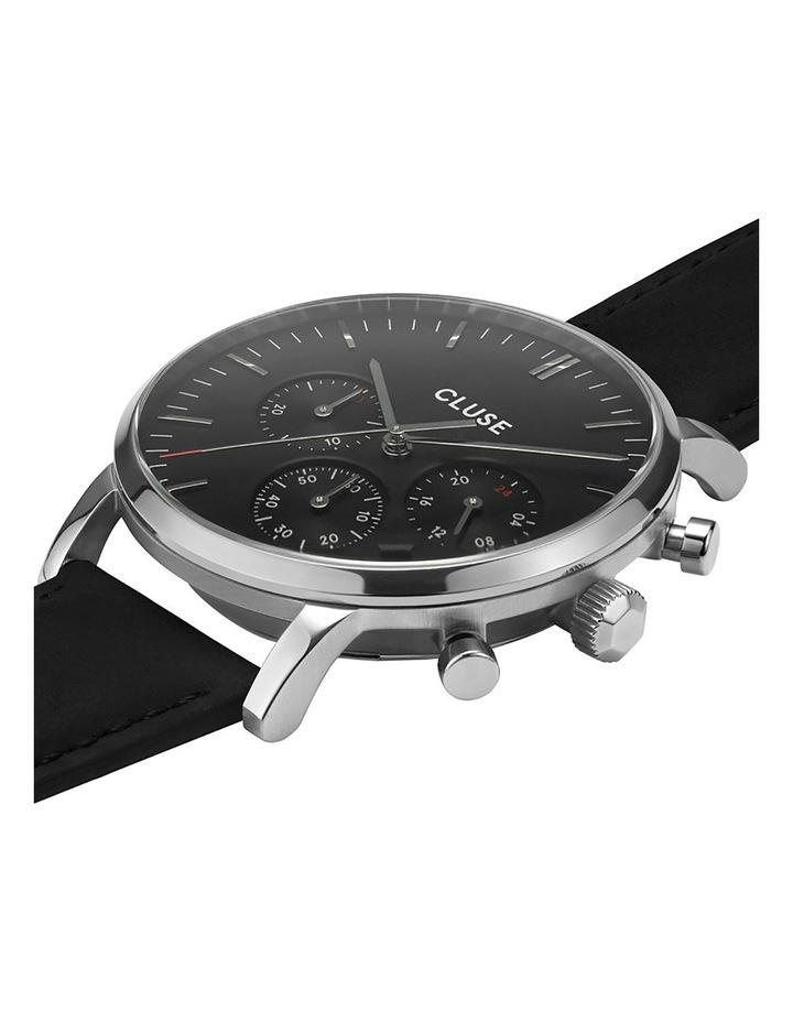 CLUSE Aravis CW0101502001 Silver Men's Watch image 2