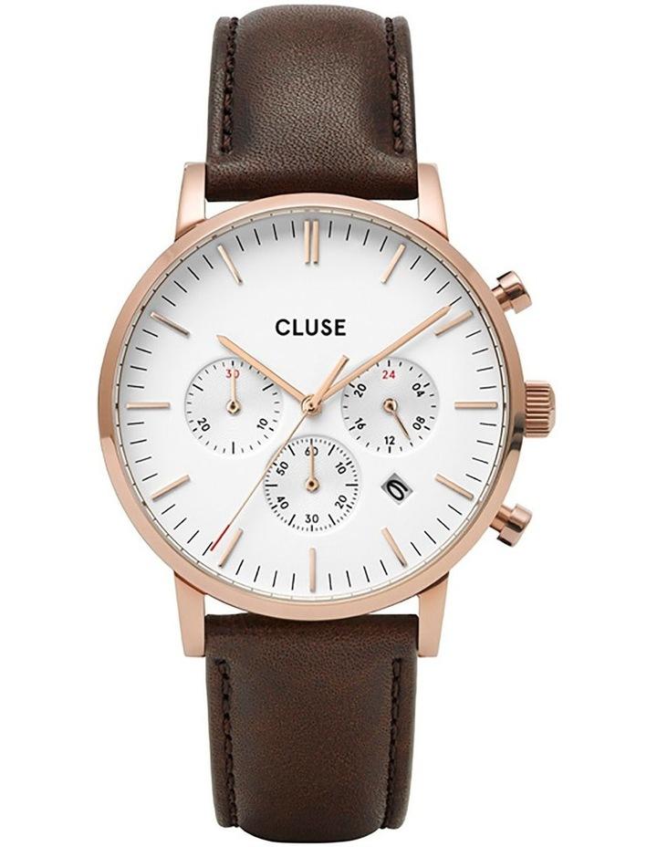 CLUSE Aravis CW0101502002 Rose Gold Men's Watch image 1