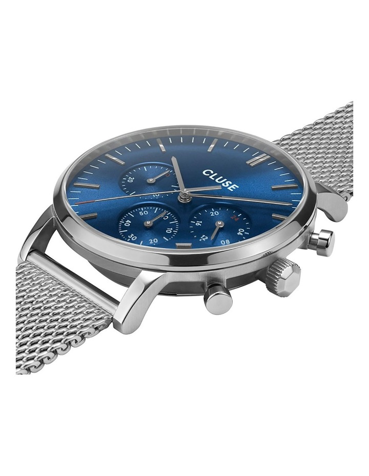 CLUSE Aravis CW0101502004 Silver Men's Watch image 2