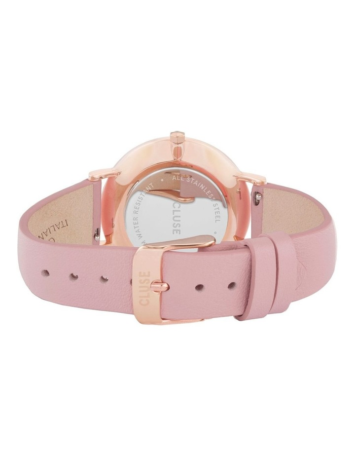 CLUSE La Boheme CW0101201012 Rose Gold White-Pink Watch image 3