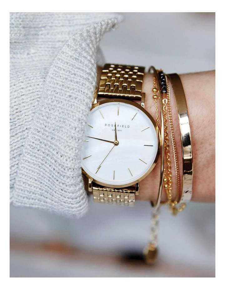 UEG-S135 Up E Side Gold Watch Band image 3