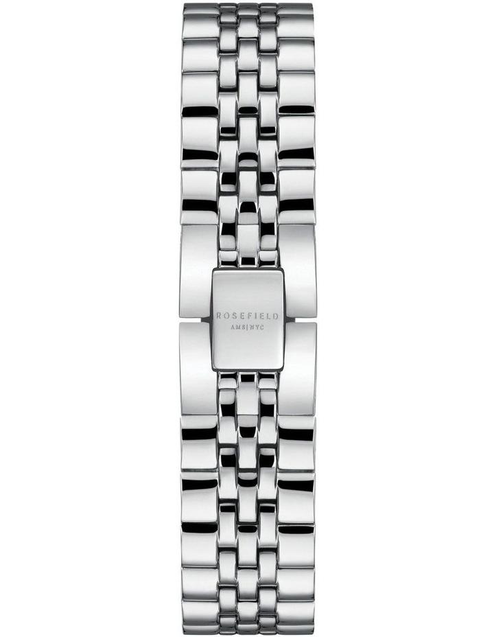 QMWSS-Q020 The Mini Boxy White Sunray Steel Silver image 3