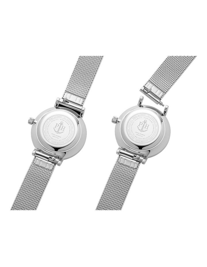 PH-SA-S-XS-W-45S Sailor Line Silver Watch image 4
