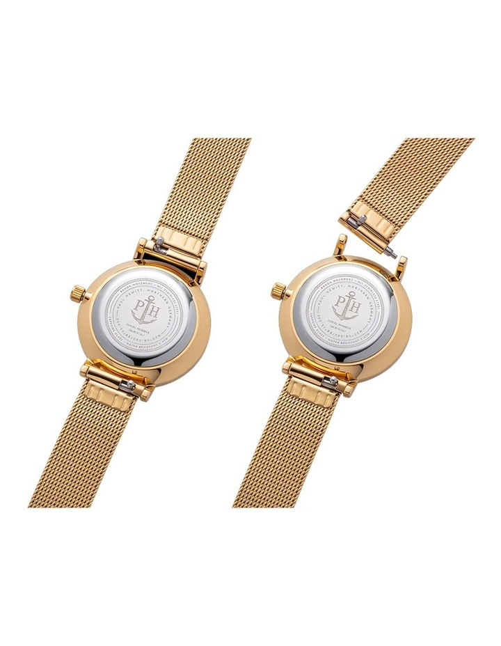 PH-SA-G-XS-W-45S Sailor Line Gold Watch image 4