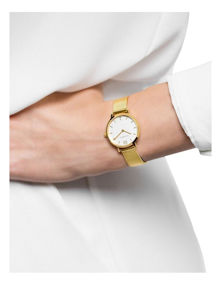 PH-SA-G-XS-W-45S Sailor Line Gold Watch image 5
