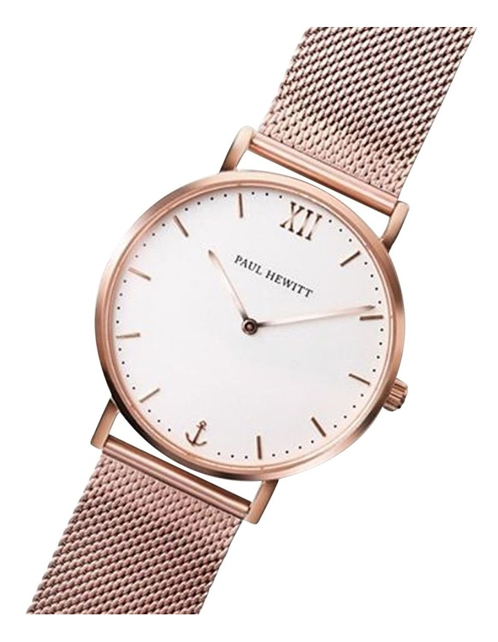 PH-SA-R-XS-W-45S Sailor Line Rose Gold Watch image 2