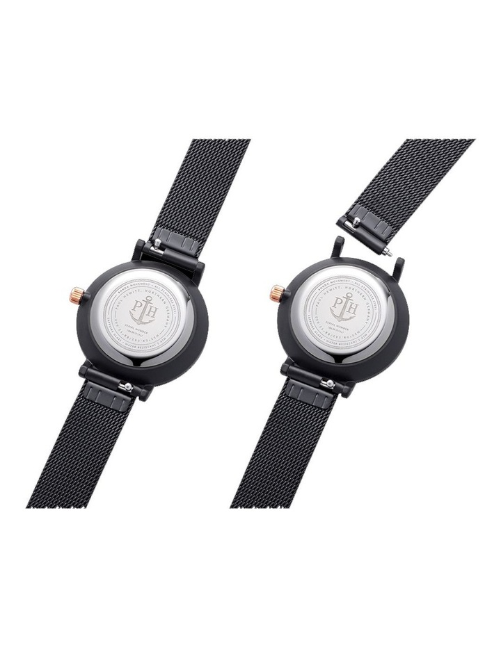 PH-SA-B-XS-BSR-45S Sailor Line Black IP Watch image 4