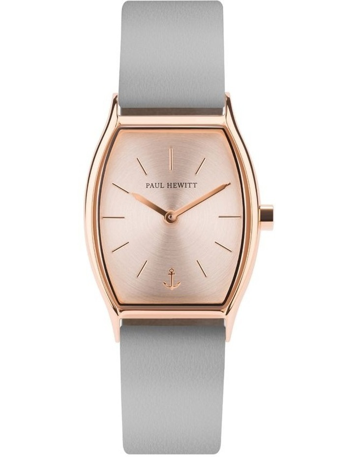 PH-T-R-RS-31S Modern Edge Grey Rose Gold Watch image 1