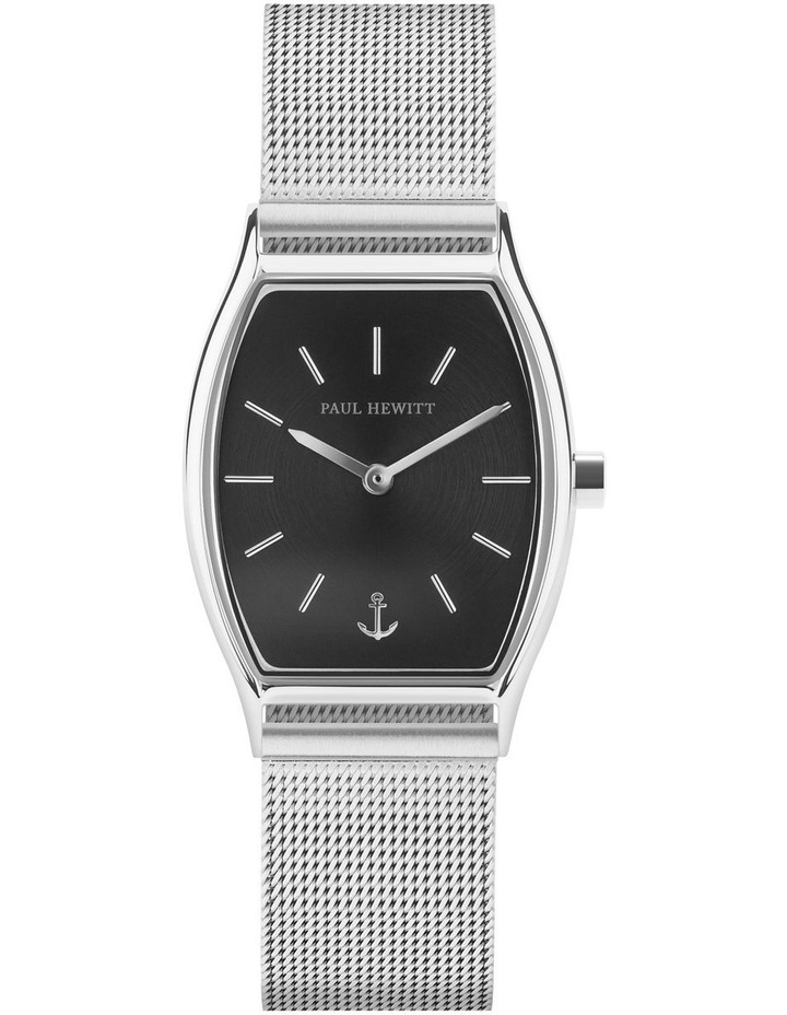 PH-T-S-BS-4S Modern Edge Silver Watch image 1