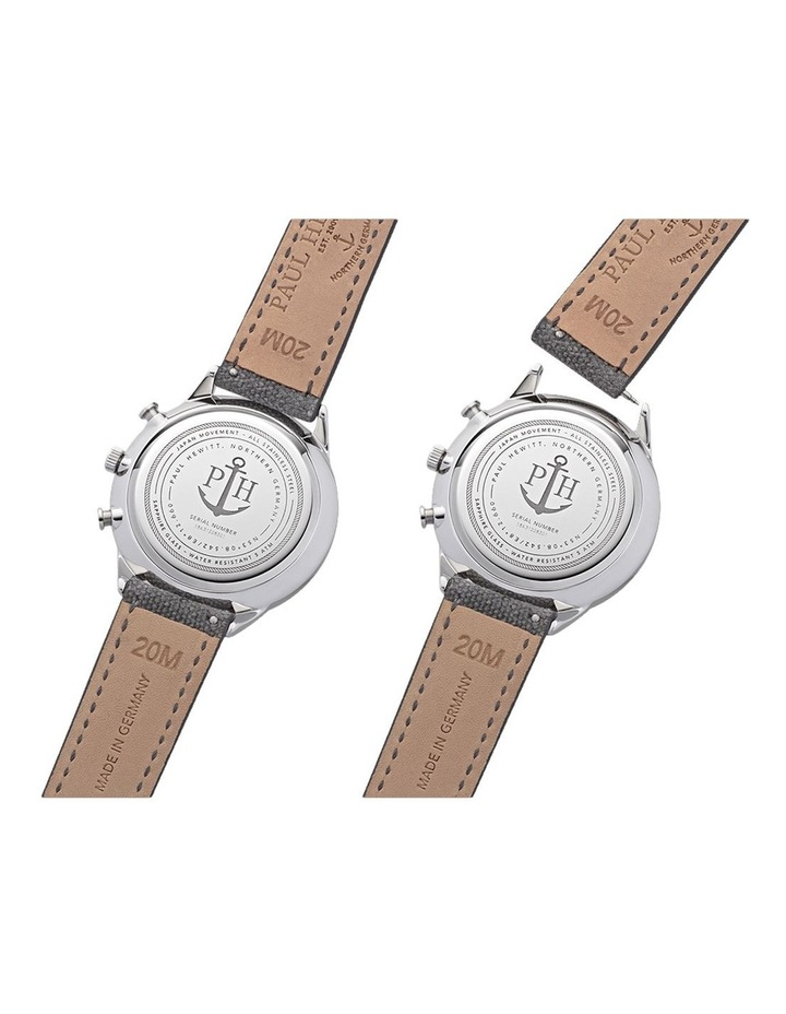 PH-C-S-W-51M Chrono Line Canvas Grey Watch image 4