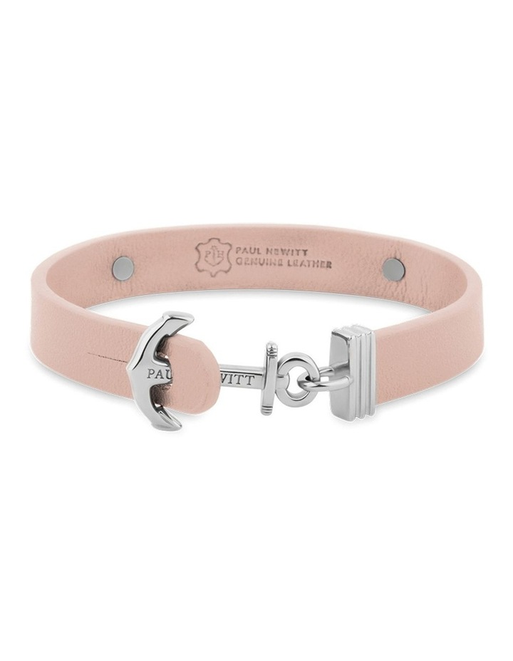 PH-FSC-S-N-S Signum Leather Bracelet SS / Nude image 2