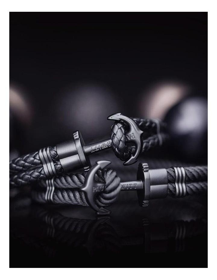 PH-PH-L-B-B-M Phrep Black / Black Leather image 3