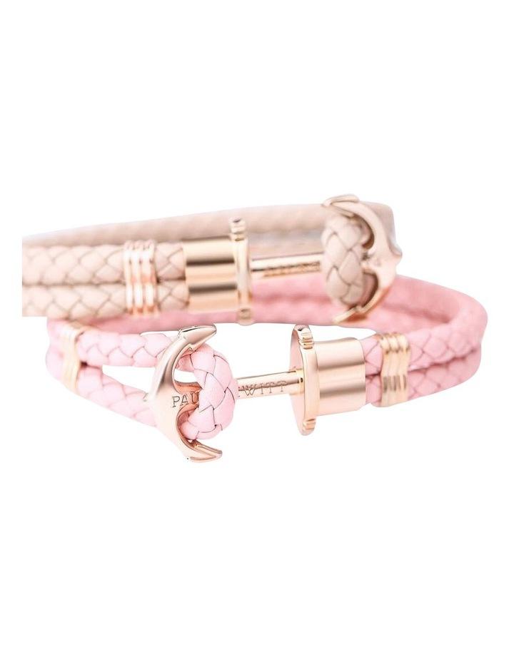 PH-PH-L-R-Pr-S Phrep Rose Gold / Pink Rose Leather image 2