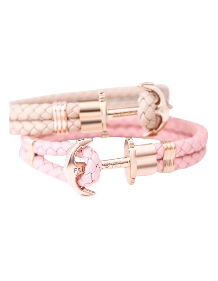 Phrep Pink Leather Bracelet PH-PH-L-R-Pr-XL image 2