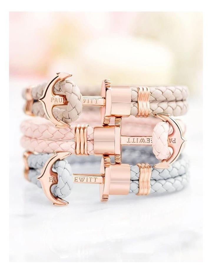 Phrep Pink Leather Bracelet PH-PH-L-R-Pr-XL image 3