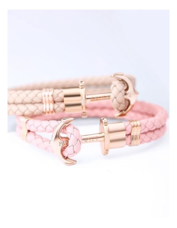 Phrep Pink Leather Bracelet PH-PH-L-R-Pr-XXL image 2