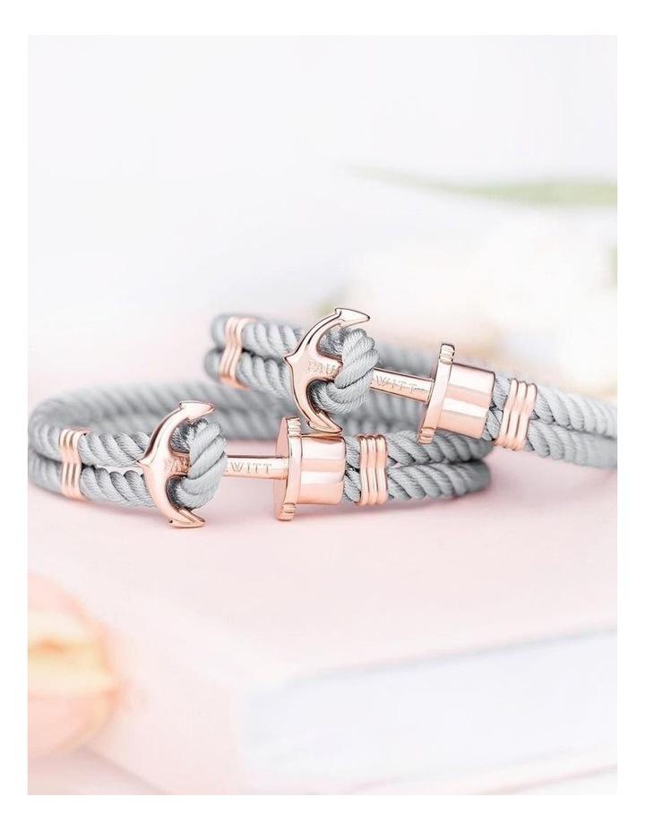 Phrep Grey Nylon Bracelet PH-PH-N-R-Gr-XL image 2