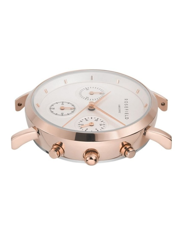 NWG-N91 The Gabby White Dial Rose Gold Bracelet Watch image 2