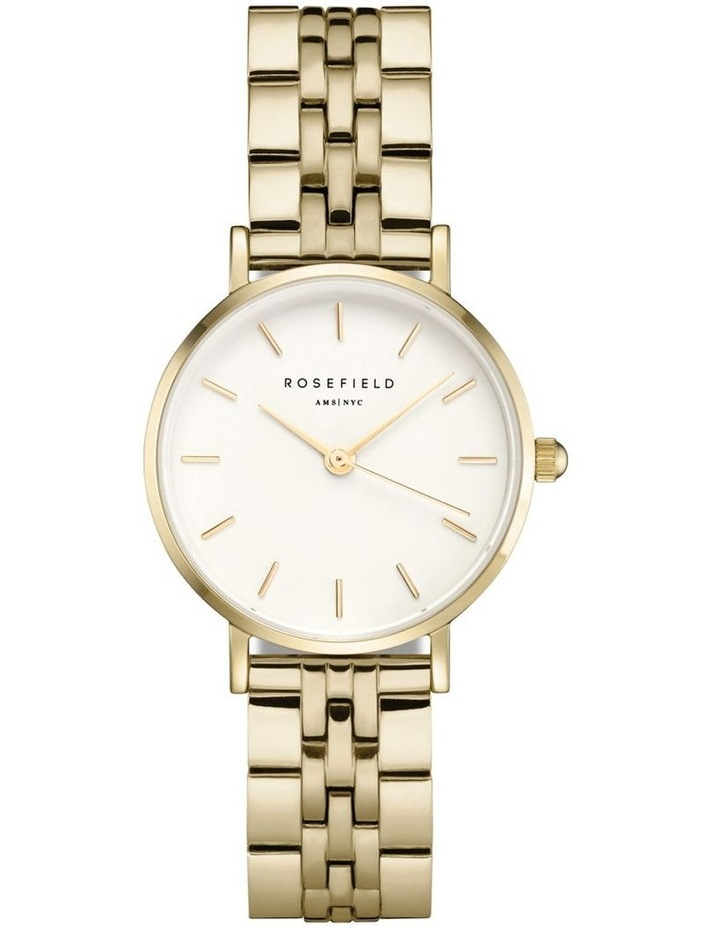 26WSG-267 Small Edit White Dial Gold  Bracelet Watch image 1