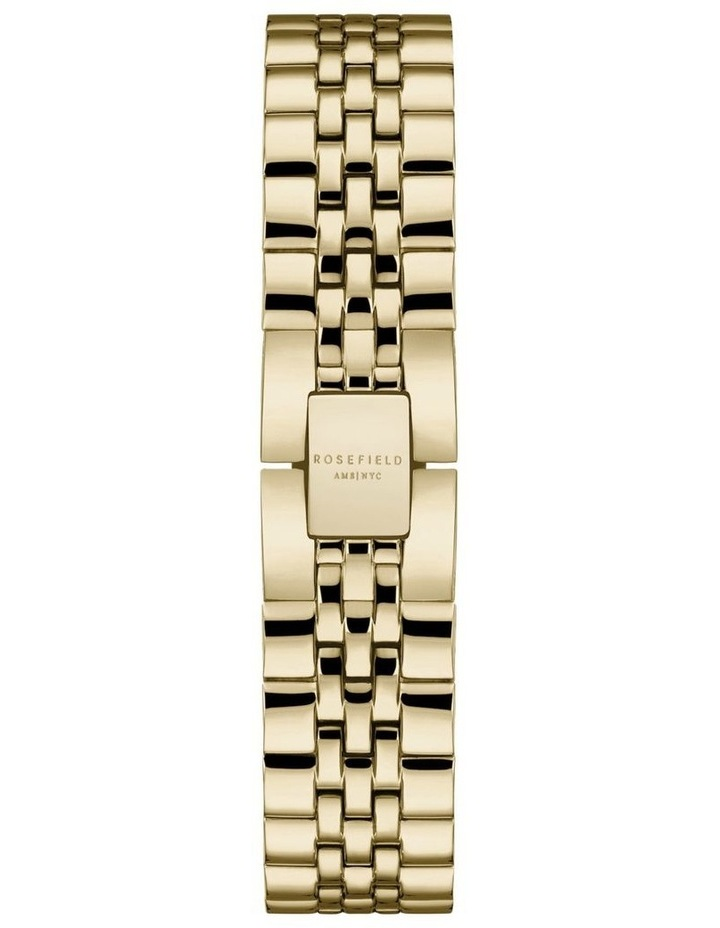 26WSG-267 Small Edit White Dial Gold  Bracelet Watch image 2