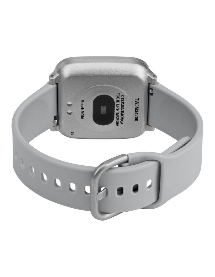 TW5M34200 iConnect Active Square Silver image 3
