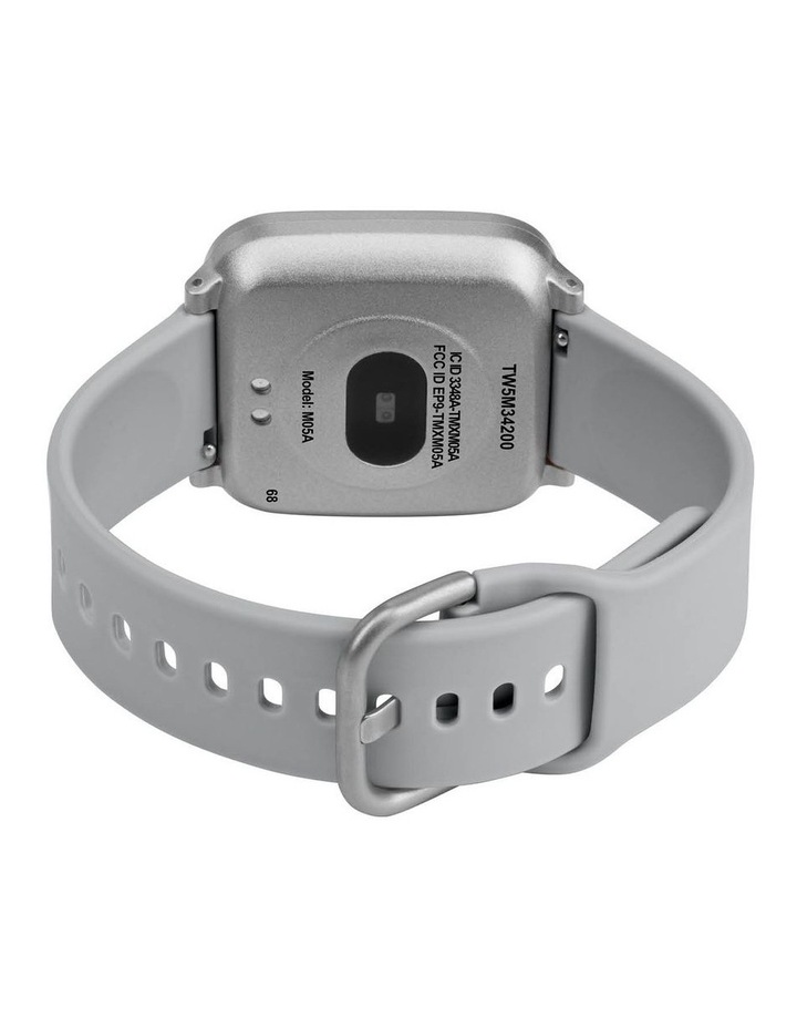 TW5M34200 iConnect Active Square Silver image 5