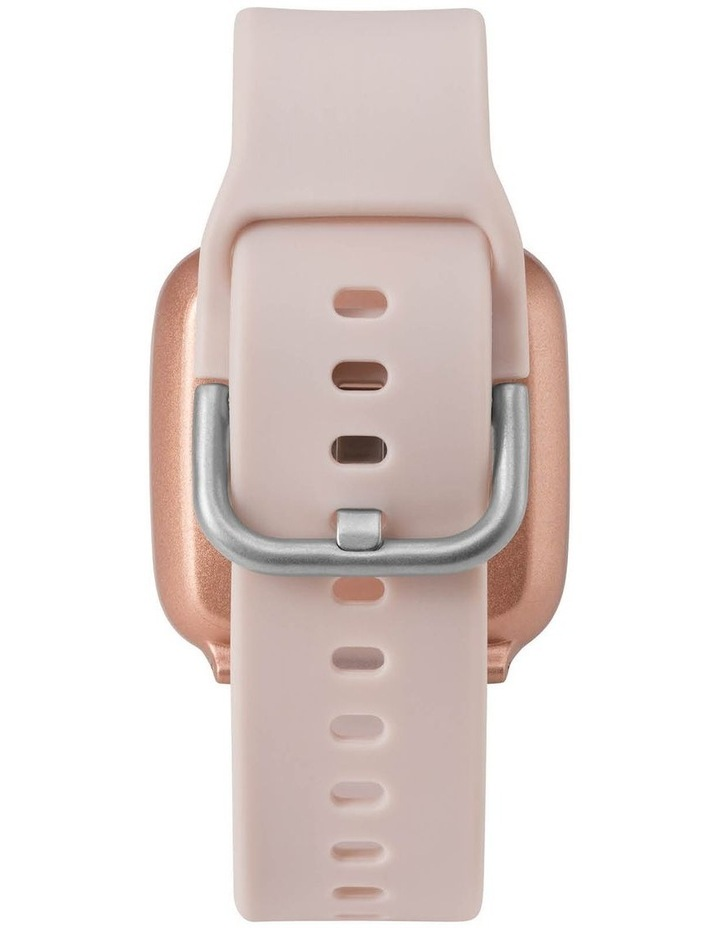 iConnect Active Pink Resin Smart Watch TW5M34400 image 3
