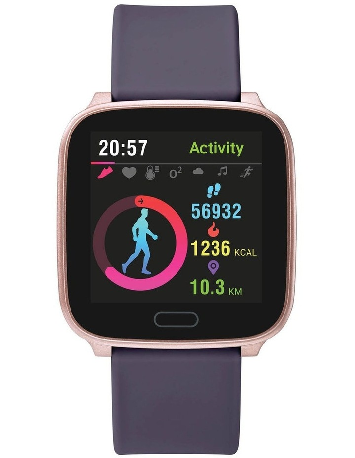 TW5M34500 iConnect Active purple image 1