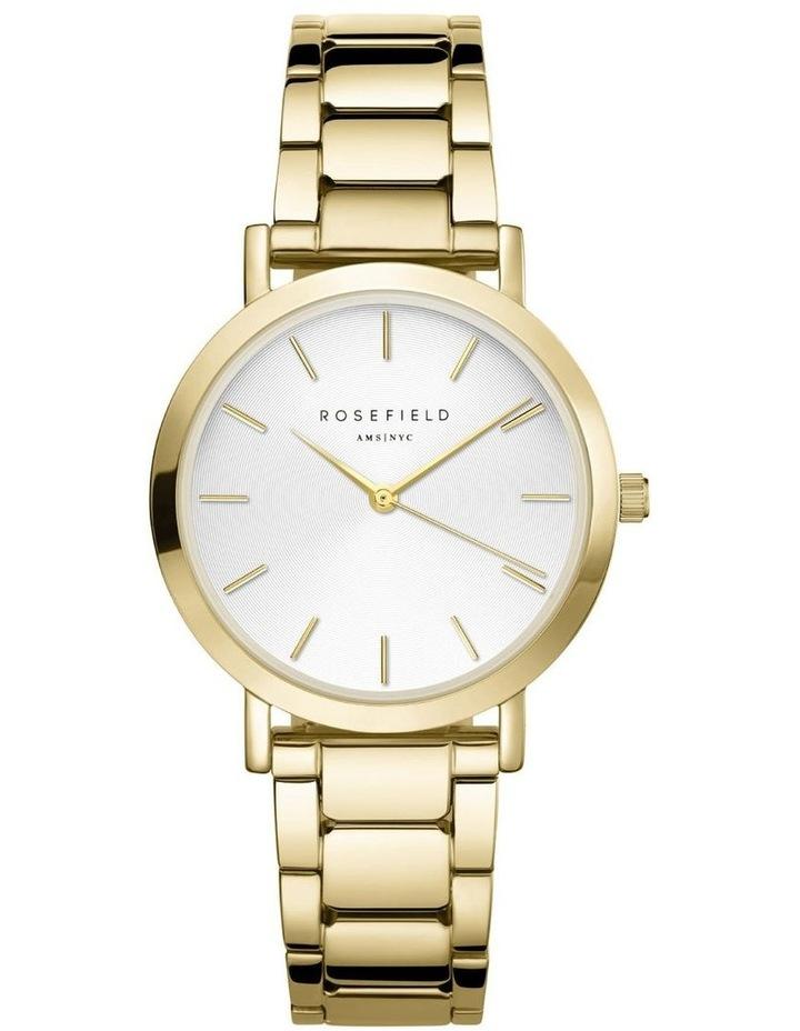 TWSG-T61 Tribeca Gold Tone Bracelet Watch image 1