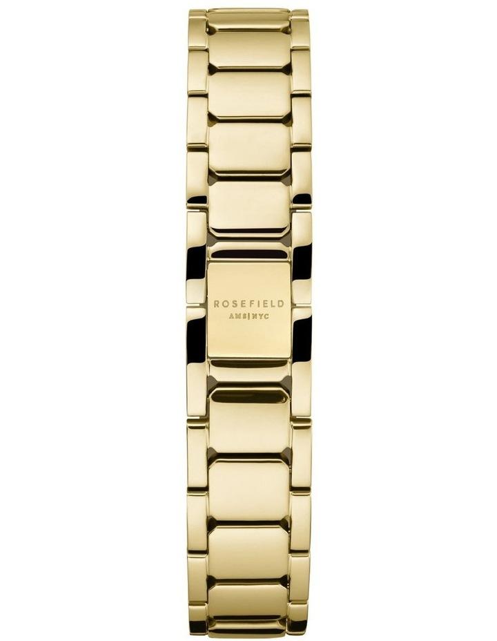 TWSG-T61 Tribeca Gold Tone Bracelet Watch image 3