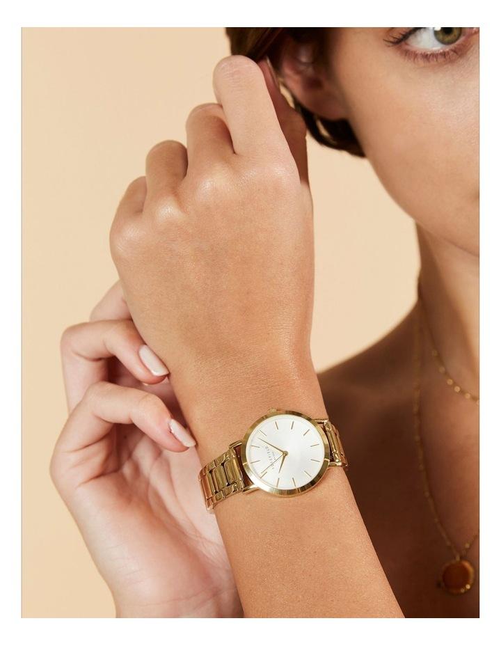 TWSG-T61 Tribeca Gold Tone Bracelet Watch image 5